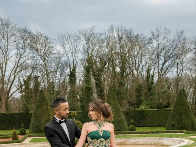 Le mariage de Tayeb et Sarah à Évry, Essonne 9