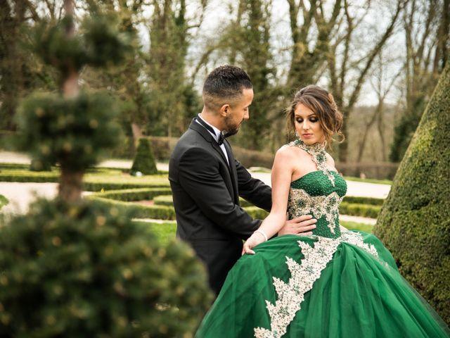 Le mariage de Tayeb et Sarah à Évry, Essonne 10