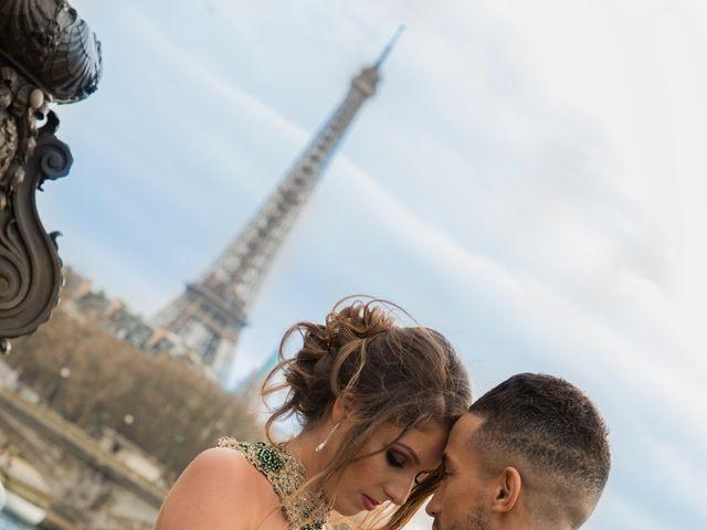 Le mariage de Tayeb et Sarah à Évry, Essonne 15