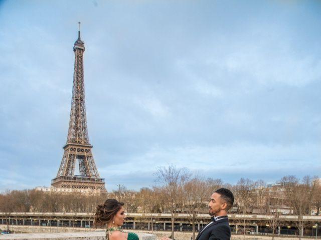 Le mariage de Tayeb et Sarah à Évry, Essonne 16