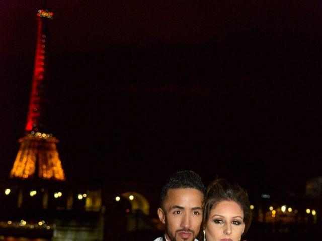 Le mariage de Tayeb et Sarah à Évry, Essonne 21