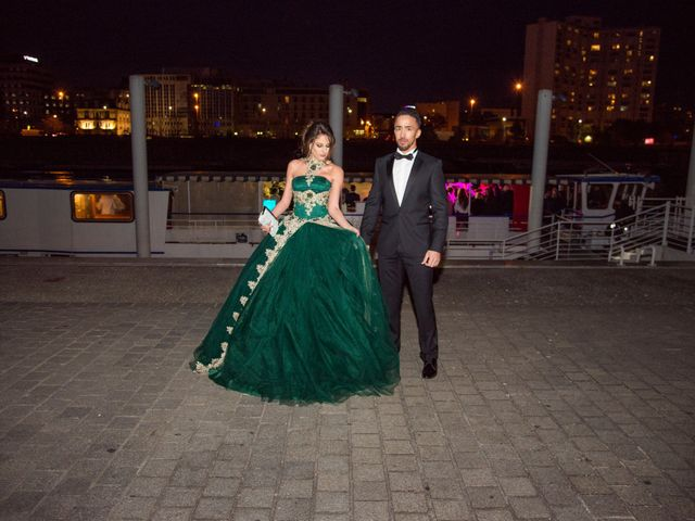 Le mariage de Tayeb et Sarah à Évry, Essonne 23