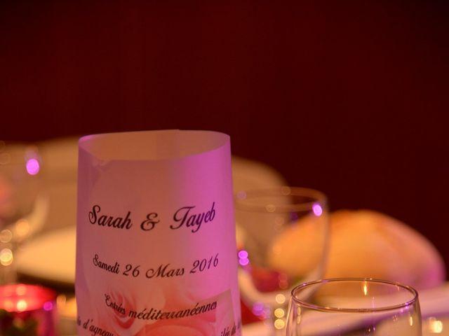 Le mariage de Tayeb et Sarah à Évry, Essonne 29