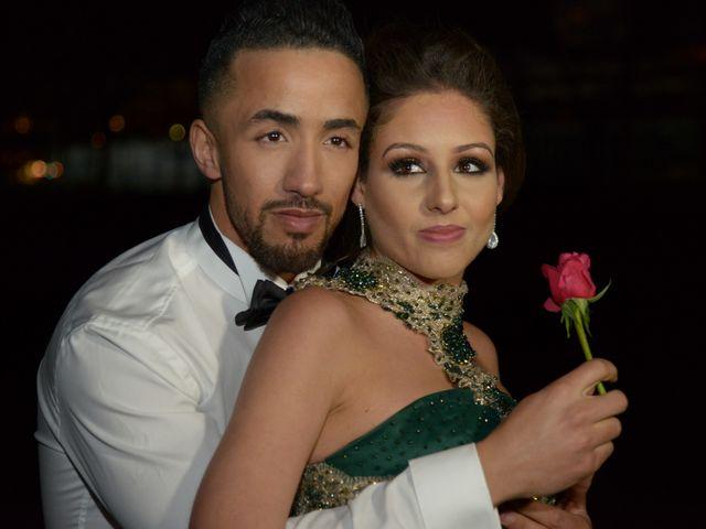 Le mariage de Tayeb et Sarah à Évry, Essonne 33