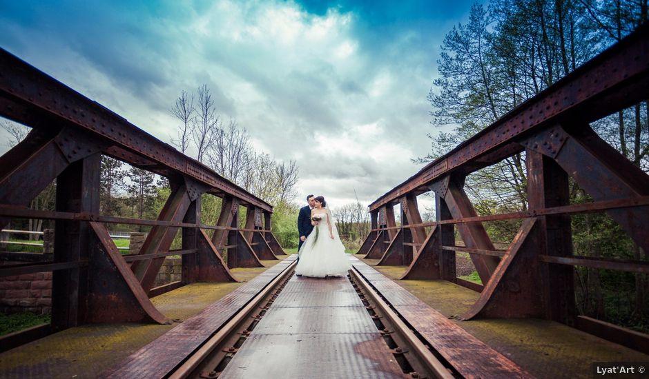 Le mariage de Mickaël et Marine à Colmar, Haut Rhin