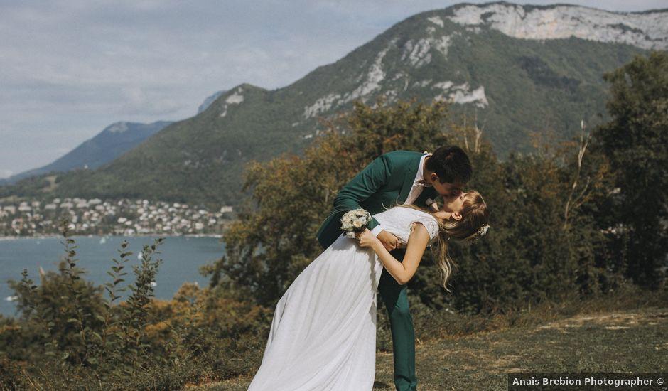 Le mariage de Kevin et Mylène à Annecy, Haute-Savoie