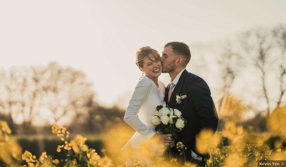 Le mariage de Corentin et Clara à Bailleul, Nord