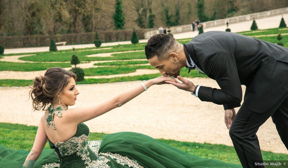 Le mariage de Tayeb et Sarah à Évry, Essonne