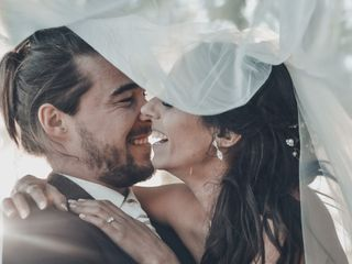 Le mariage de Katiha et Simon