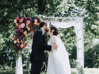 Le mariage de Louisiane et Morgan