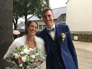 Le mariage de Marie et Clément