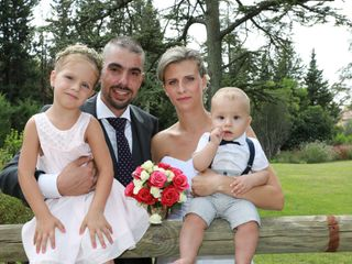 Le mariage de Angélique et Jérémie