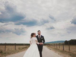 Le mariage de Maeva et Thomas