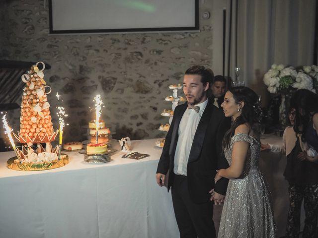 Le mariage de Simon et Katiha à Voisenon, Seine-et-Marne 7