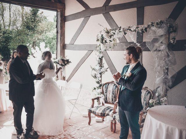 Le mariage de Simon et Katiha à Voisenon, Seine-et-Marne 8
