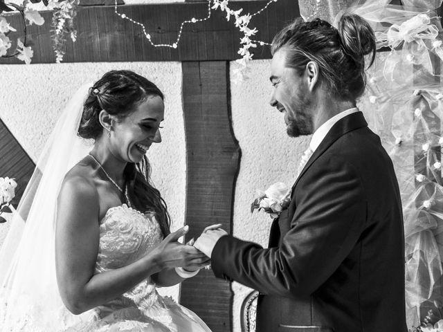 Le mariage de Simon et Katiha à Voisenon, Seine-et-Marne 10