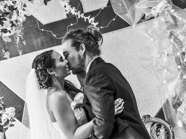 Le mariage de Simon et Katiha à Voisenon, Seine-et-Marne 11