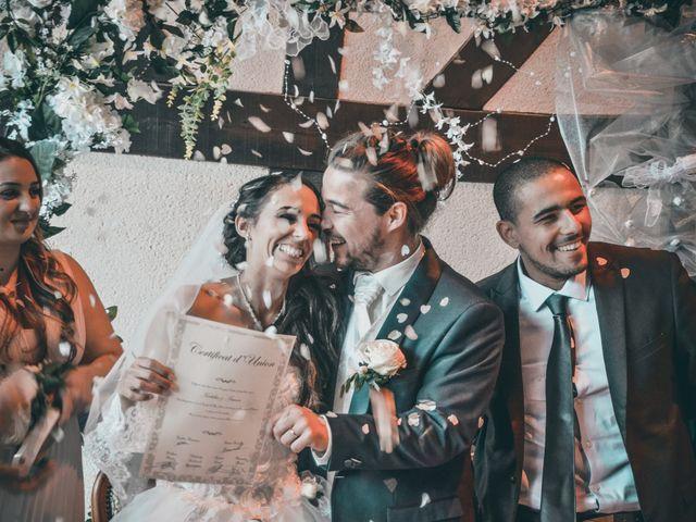Le mariage de Simon et Katiha à Voisenon, Seine-et-Marne 12