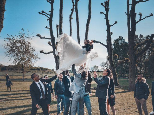 Le mariage de Simon et Katiha à Voisenon, Seine-et-Marne 17
