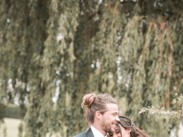 Le mariage de Simon et Katiha à Voisenon, Seine-et-Marne 1