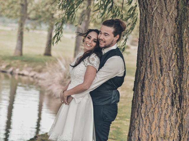 Le mariage de Simon et Katiha à Voisenon, Seine-et-Marne 23