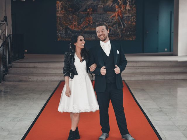 Le mariage de Simon et Katiha à Voisenon, Seine-et-Marne 32