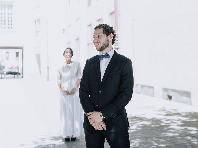 Le mariage de Morgan et Louisiane à Landaville, Vosges 5