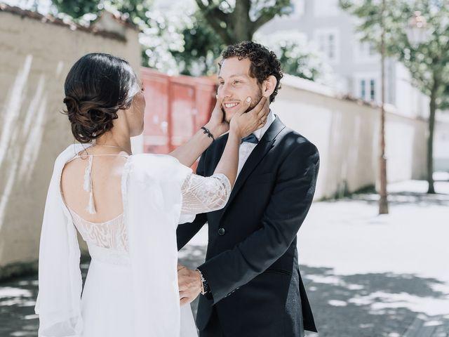 Le mariage de Morgan et Louisiane à Landaville, Vosges 7