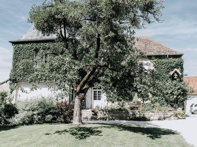 Le mariage de Morgan et Louisiane à Landaville, Vosges 11