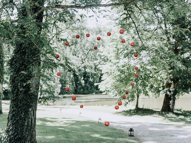 Le mariage de Morgan et Louisiane à Landaville, Vosges 13