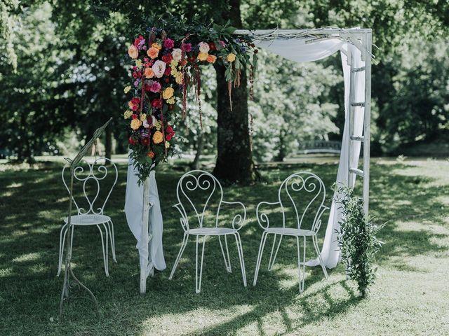 Le mariage de Morgan et Louisiane à Landaville, Vosges 17