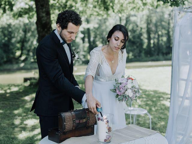 Le mariage de Morgan et Louisiane à Landaville, Vosges 18