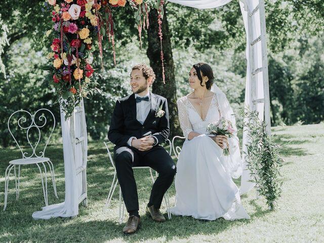 Le mariage de Morgan et Louisiane à Landaville, Vosges 19