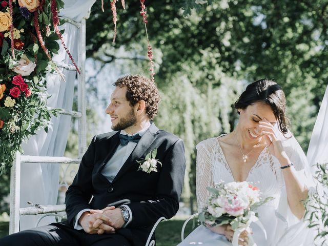 Le mariage de Morgan et Louisiane à Landaville, Vosges 20