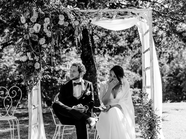 Le mariage de Morgan et Louisiane à Landaville, Vosges 23