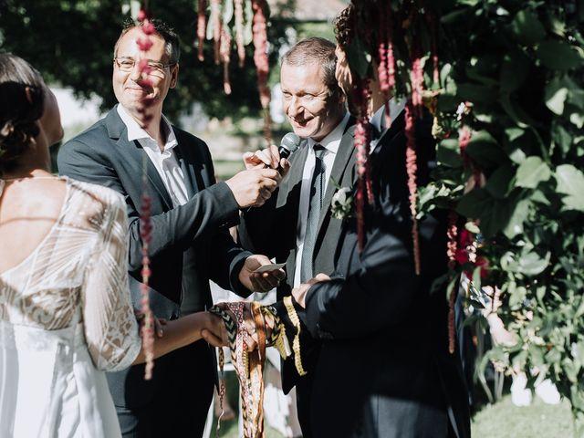 Le mariage de Morgan et Louisiane à Landaville, Vosges 25