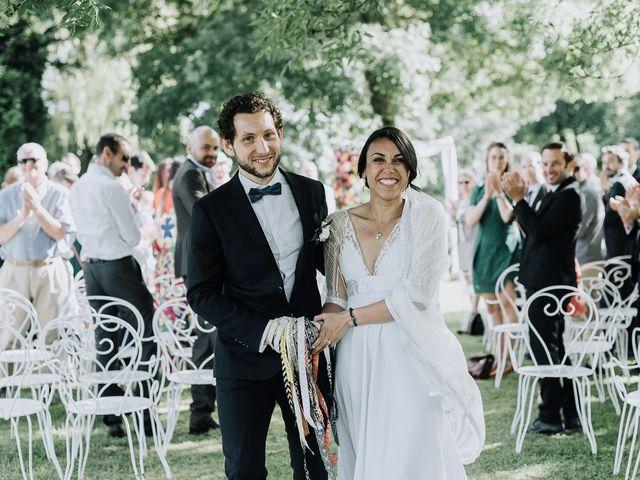 Le mariage de Morgan et Louisiane à Landaville, Vosges 28