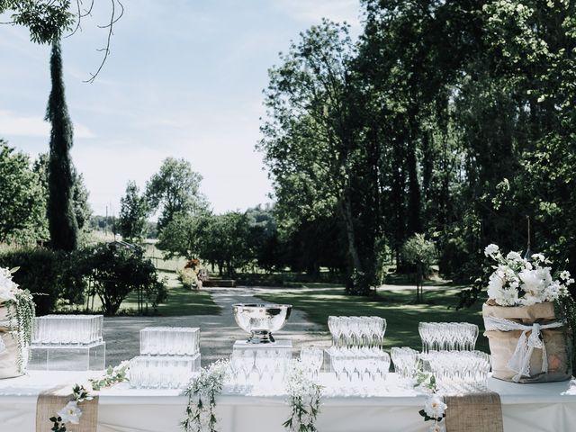 Le mariage de Morgan et Louisiane à Landaville, Vosges 30