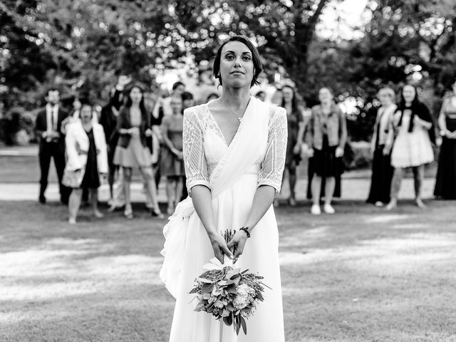 Le mariage de Morgan et Louisiane à Landaville, Vosges 31