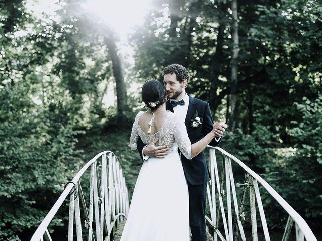 Le mariage de Morgan et Louisiane à Landaville, Vosges 33