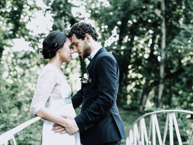 Le mariage de Morgan et Louisiane à Landaville, Vosges 34