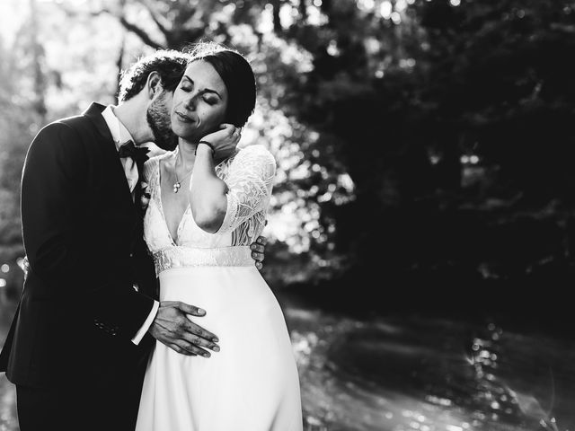 Le mariage de Morgan et Louisiane à Landaville, Vosges 35