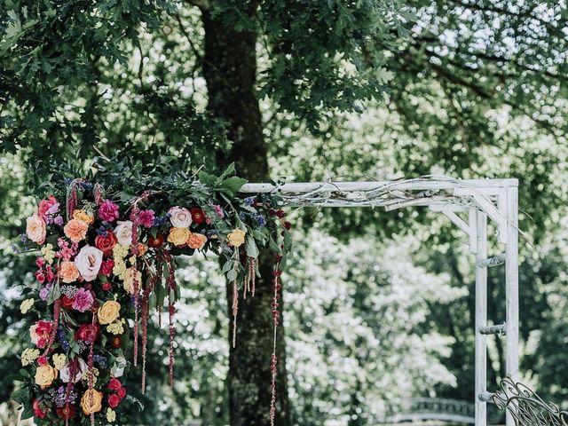 Le mariage de Morgan et Louisiane à Landaville, Vosges 36