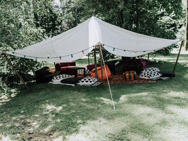 Le mariage de Morgan et Louisiane à Landaville, Vosges 40