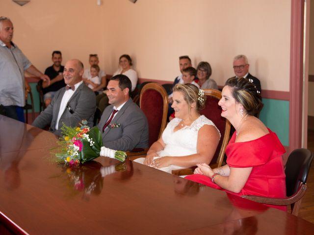 Le mariage de Micka et Emeline à Vars, Charente 3