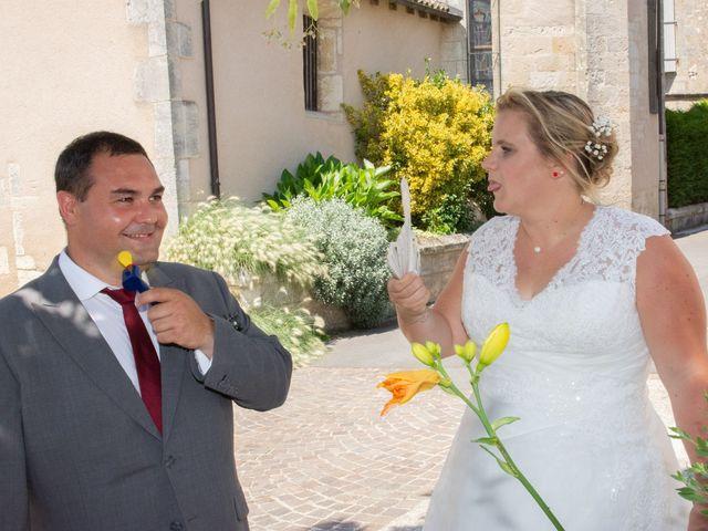 Le mariage de Micka et Emeline à Vars, Charente 10