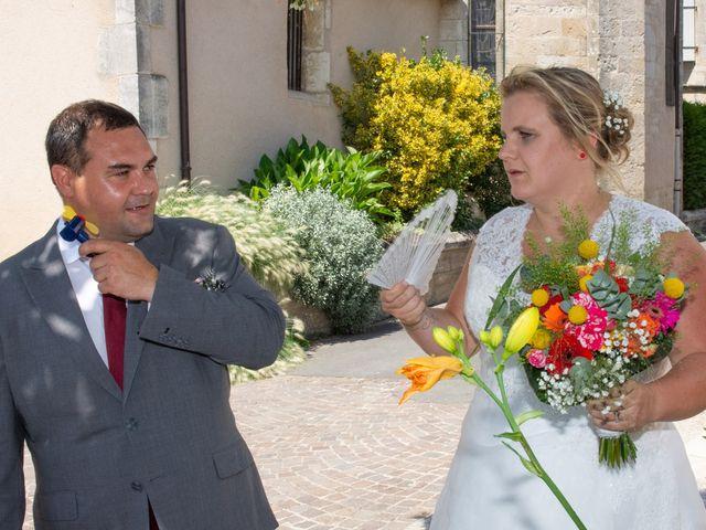 Le mariage de Micka et Emeline à Vars, Charente 11