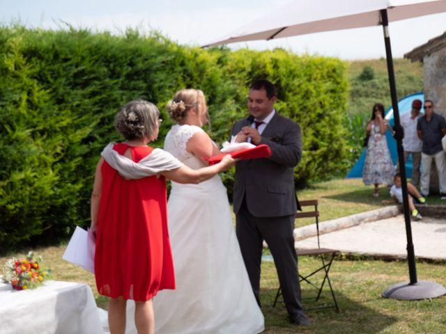 Le mariage de Micka et Emeline à Vars, Charente 49