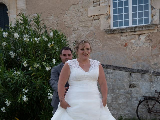 Le mariage de Micka et Emeline à Vars, Charente 51