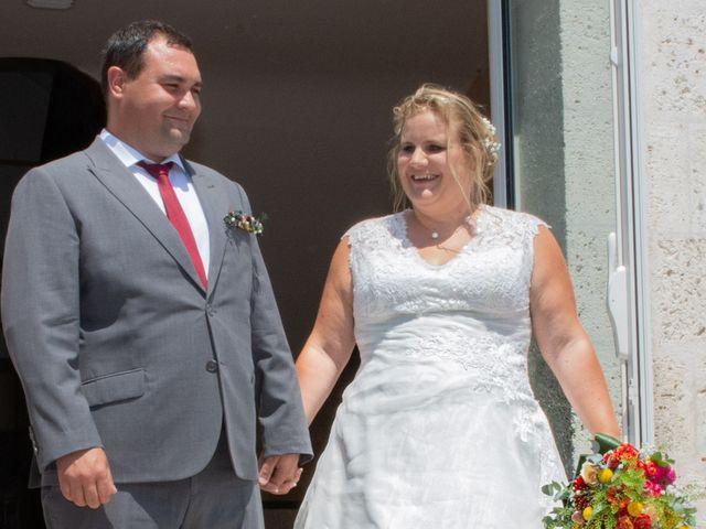 Le mariage de Micka et Emeline à Vars, Charente 55